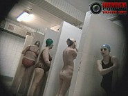Hidden Camera in public shower Part #21. These people have no idea they were recorded while showering.