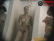 Hidden Camera in public shower Part #28. These people have no idea they were recorded while showering.