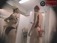 Hidden Camera in public shower Part #37. These people have no idea they were recorded while showering.