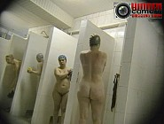 Hidden Camera in public shower Part #10. These people have no idea they were recorded while showering.